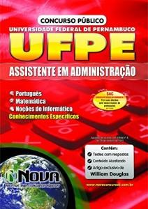 Baixar Apostila UFPE – Assistente em Administração pdf, epub, eBook