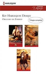 Baixar Kit Orgulho de Zohayd – Harlequin Desejo pdf, epub, eBook