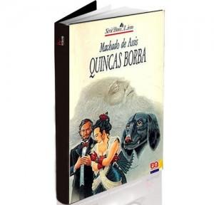 Baixar Quincas Borba – Clássicos da Literatura Brasileira pdf, epub, eBook