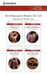 Baixar Kit Harlequin Paixão Ago.14 – Ed.08 pdf, epub, eBook