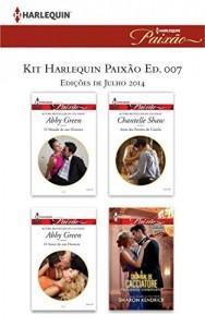 Baixar Kit Harlequin Paixão Jul.14 – Ed.07 pdf, epub, eBook