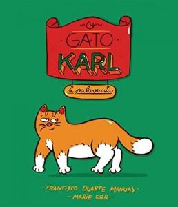 Baixar O Gato Karl: A Palavraria pdf, epub, ebook