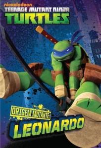 Baixar ORIGEM MUTANTE: Leonardo  (versão brasileira) (Nickelodeon: Teenage Mutant Ninja Turtles) pdf, epub, eBook