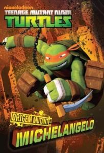 Baixar ORIGEM MUTANTE: Michelangelo (versão brasileira) (Nickelodeon: Teenage Mutant Ninja Turtles) pdf, epub, eBook