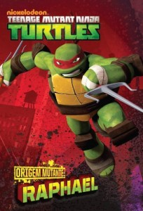 Baixar ORIGEM MUTANTE: Raphael (versão brasileira) (Nickelodeon: Teenage Mutant Ninja Turtles) pdf, epub, eBook