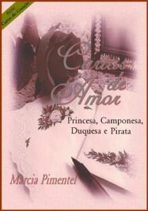 Baixar Cartas de Amor: Princesa, Camponesa, Duquesa e Pirata (Cartas do Coração Livro 3) pdf, epub, eBook