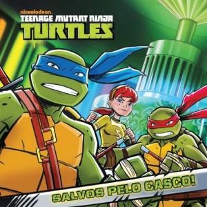 Baixar Salvos pelo Casco!  (versão brasileira) (Nickelodeon: Teenage Mutant Ninja Turtles) pdf, epub, eBook