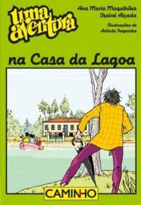 Baixar Uma Aventura na Casa da Lagoa pdf, epub, eBook