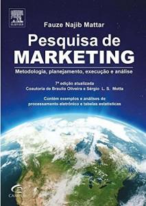 Baixar Pesquisa de Marketing, 7ª Edição pdf, epub, eBook