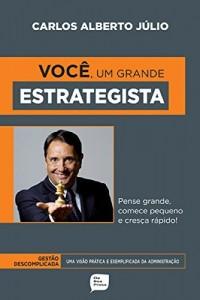 Baixar Você, um grande estrategista: Pense grande, começe pequeno e cresça rápido! pdf, epub, eBook