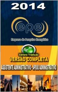 Baixar Preparatório Concurso EPE – Empresa de Pesquisa Energética 2014: Cargo: Assistente Administrativo e Apoio Administrativo pdf, epub, ebook