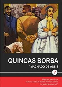 Baixar Quincas Borba (Machado de Assis Livro 7) pdf, epub, eBook