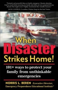 Baixar When Disaster Strikes Home!  101 Ways to prevent the unthinkable emergencies pdf, epub, eBook
