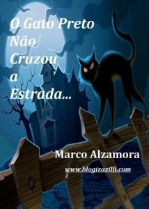 Baixar O Gato Preto Não Cruzou a Estrada… pdf, epub, eBook