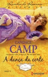 Baixar A Dança da Corte – Harlequin Rainhas do Romance Histórico Ed.15 pdf, epub, eBook
