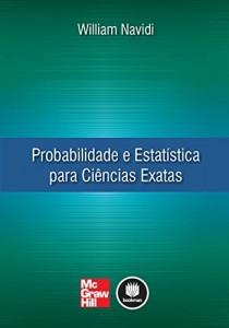 Baixar Probabilidade e Estatística para Ciências Exatas pdf, epub, eBook