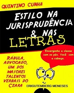 Baixar Quintino Cunha: Estilo na Jurisprudência & nas Letras pdf, epub, eBook