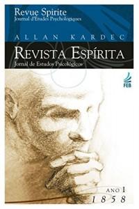 Baixar Revista Espírita 1858 – Jornal de Estudos Psicológicos pdf, epub, ebook