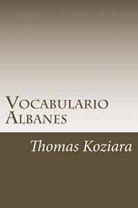 Baixar Vocabulario Albanes pdf, epub, eBook