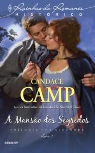 Baixar A Mansão dos Segredos – Harlequin Rainhas do Romance Histórico Ed.9 pdf, epub, eBook