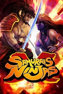 Baixar Samurais x Ninjas pdf, epub, eBook
