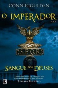 Baixar Sangue dos deuses – O imperador – vol. 5 pdf, epub, eBook