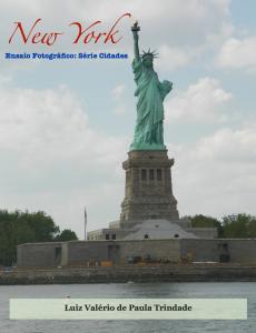 Baixar New York: Ensaio Fotográfico pdf, epub, ebook