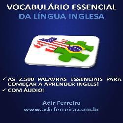 Baixar Vocabulário Essencial da Língua Inglesa pdf, epub, eBook