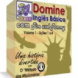 Baixar Domine Inglês Básico – Volume 1 pdf, epub, eBook