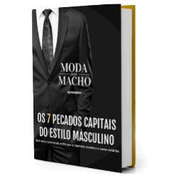 Baixar Os 7 Pecados do Estilo Masculino pdf, epub, eBook