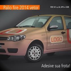 Baixar Fiat Palio 2014 em Vetor pdf, epub, eBook