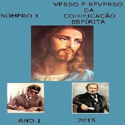 Baixar Revista Verso & Reverso da Codificação Espírita Ano 1 Mês 1 2015_PDF pdf, epub, eBook