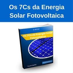 Baixar Ebook – Os 7Cs da Energia Solar Fotovoltaica pdf, epub, ebook