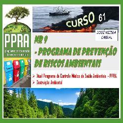 Baixar NR 9 – PROGRAMA DE PREVENÇÃO DE RISCOS AMBIENTAIS pdf, epub, ebook