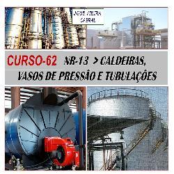 Baixar NR-13 CALDEIRAS, VASOS DE PRESSÃO E TUBULAÇÕES pdf, epub, ebook