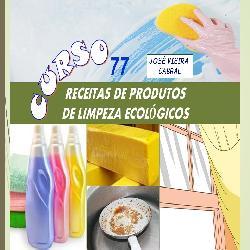 Baixar RECEITAS DE PRODUTOS DE LIMPEZA ECOLÓGICOS pdf, epub, ebook