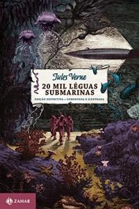 Baixar 20 mil léguas submarinas: Edição comentada (Clássicos Zahar) pdf, epub, eBook