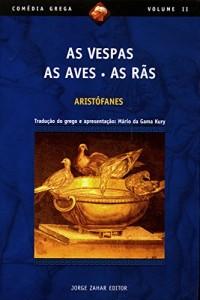 Baixar As Vespas, As aves, As rãs (Comédia Grega *) pdf, epub, ebook