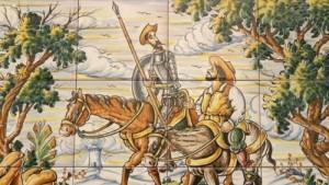 Baixar Dom Quixote de La Mancha [Annotated] (Clássicos da Literatura Mundial Adaptados à Reforma Ortográfica Livro 2) pdf, epub, eBook