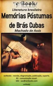 Baixar Memórias Póstumas de Brás Cubas (verBooks Literatura BRASILEIRA Livro 6) pdf, epub, eBook