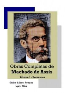 Baixar Obras Completas de Machado de Assis – Volume 1: Romances pdf, epub, eBook