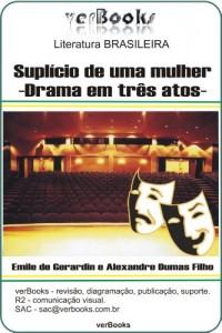 Baixar Suplício de uma mulher (Drama em três atos) pdf, epub, eBook