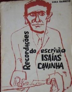 Baixar Recordações do Escrivão Isaías Caminha pdf, epub, eBook