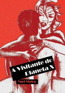 Baixar A Visitante do Planeta X pdf, epub, ebook