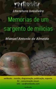 Baixar Memórias de um Sargento de Milícias (verBooks Literatura BRASILEIRA Livro 1) pdf, epub, eBook