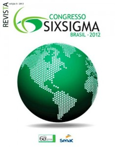 Baixar Revista Six Sigma 2012 pdf, epub, eBook