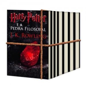 Baixar A coleção completa de Harry Potter pdf, epub, ebook