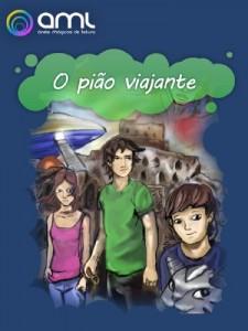 Baixar O Pião Viajante (Piões Mágicos Livro 3) pdf, epub, eBook