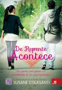 Baixar De repente acontece: Um garoto, uma garota e a possibilidade de um amor verdadeiro pdf, epub, ebook