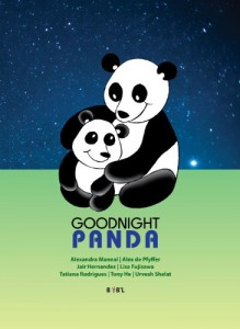Baixar Goodnight Panda (Portuguese Text) pdf, epub, ebook